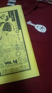 2012マンドリンポロシャツとトレモロ表