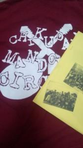 2012マンドリンポロシャツとトレモロ裏